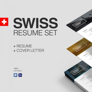 swiss-resume-set-templates-easybrandz-1